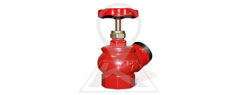 Клапан пожарный чугунный КПЧ 50-1