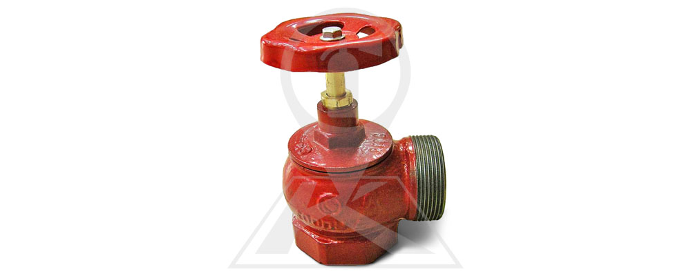 Клапан пожарный чугунный КПЧМ 50-1