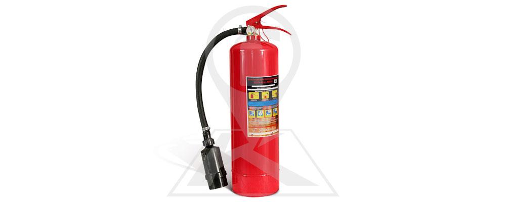 Огнетушитель ОВП-4