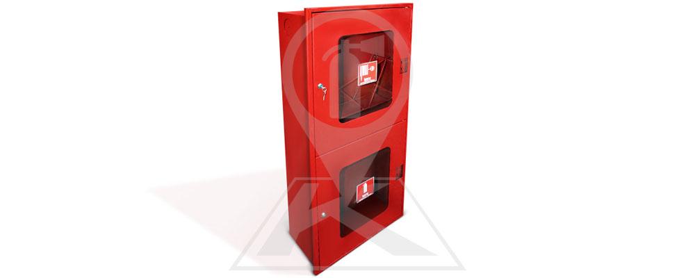 Шкаф пожарный ШПК 320 ВОК