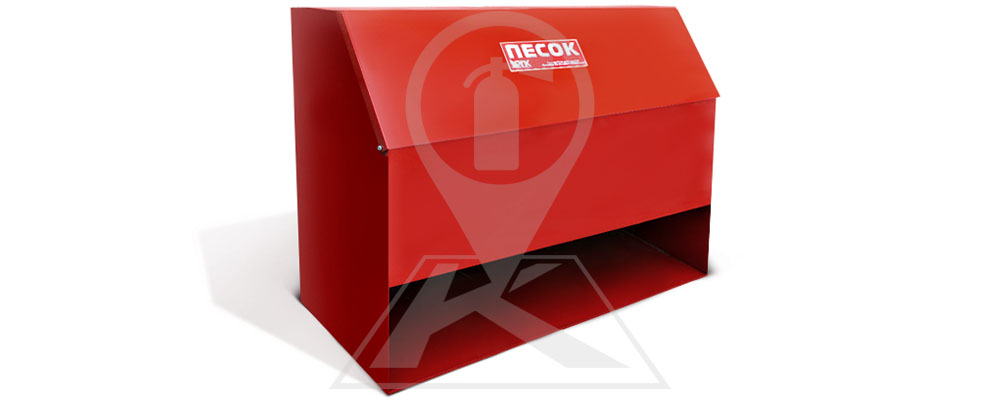 Ящик для песка 05